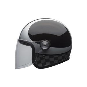 Casca moto open face BELL RIOT CHECKERS5