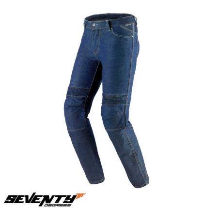 Blugi moto slim fit Seventy Degrees SD-PJ6 [1]