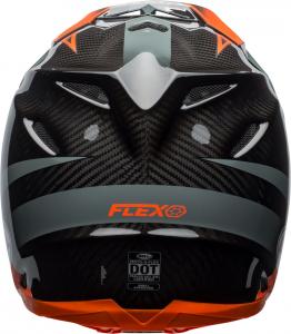 Casca cross enduro BELL MOTO-9 FLEX HOUND6