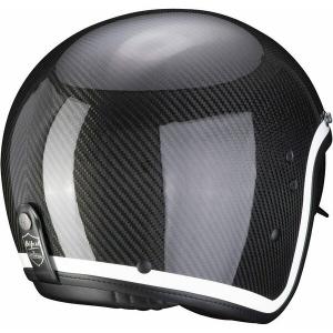 Casca moto open face SCORPION BELFAST CARBON LOFTY [1]