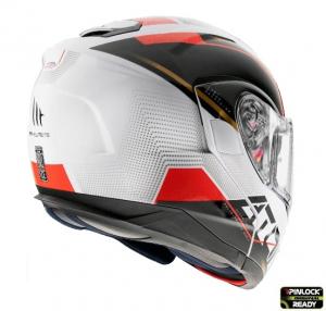 Casca moto flip-up MT Atom SV QUARK23