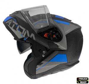Casca moto flip-up MT Atom SV QUARK [2]