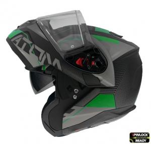 Casca moto flip-up MT Atom SV QUARK14
