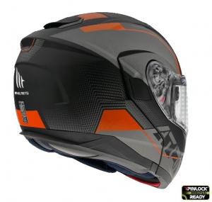 Casca moto flip-up MT Atom SV QUARK11