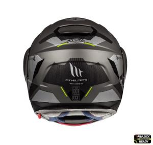 Casca moto flip-up MT Atom SV Transcend E23