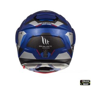 Casca moto flip-up MT Atom SV Transcend E7 [3]
