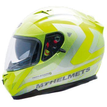 Casca moto integrala MT Blade SV Reflexion0