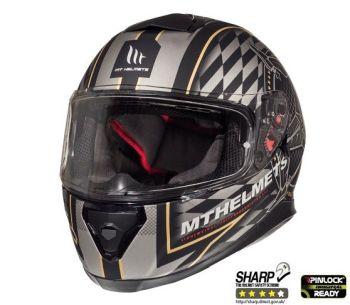 Casca moto MT Helmets THUNDER 3 SV Isle of Man [1]