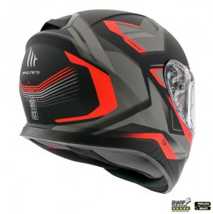 Casca moto MT Helmets THUNDER 3 SV TURBINE [9]