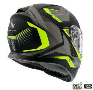 Casca moto MT Helmets THUNDER 3 SV TURBINE2