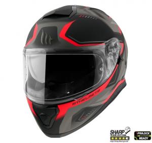 Casca moto MT Helmets THUNDER 3 SV TURBINE4