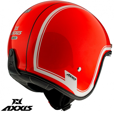 Casca moto open-face Axxis Hornet SV Royal [8]