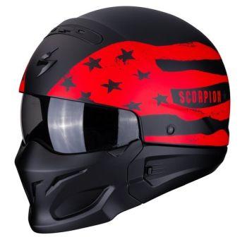 Casca moto SCORPION EXO COMBAT ROOKIE