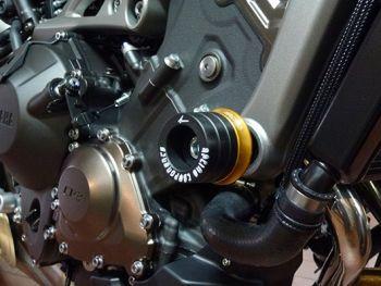 Crash pad Ducati 1000 2001 - 2007- MONSTER 600 2001 - 2007 - MONSTER S2R 2001 - 2007 [1]