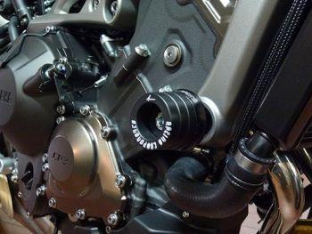 Crash pad Ducati 1000 2001 - 2007- MONSTER 600 2001 - 2007 - MONSTER S2R 2001 - 2007 [2]