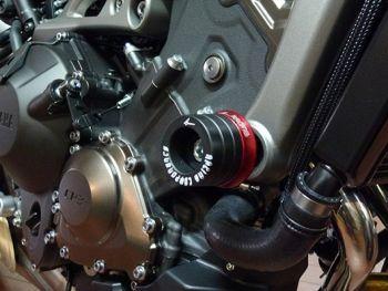 Crash pad Ducati 1000 2001 - 2007- MONSTER 600 2001 - 2007 - MONSTER S2R 2001 - 2007 [3]