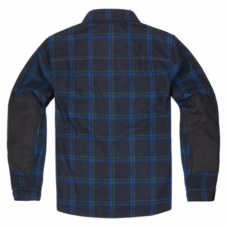 Geaca moto ICON UPSTATE RIDING FLANNEL1