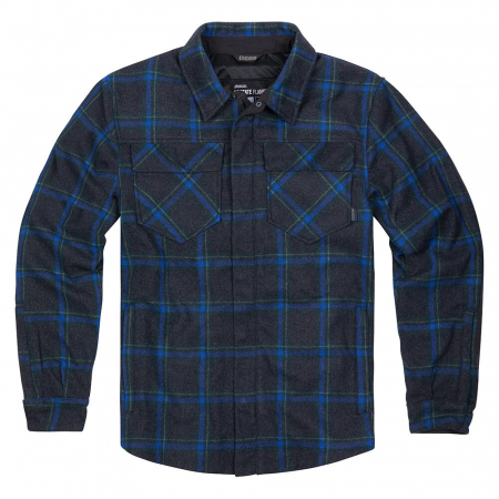 Geaca moto ICON UPSTATE RIDING FLANNEL0