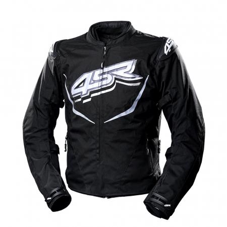 Geaca moto textil 4SR RTX Black [0]