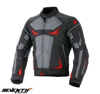 Geaca moto textil all season SEVENTY DEGREES SD-JR550