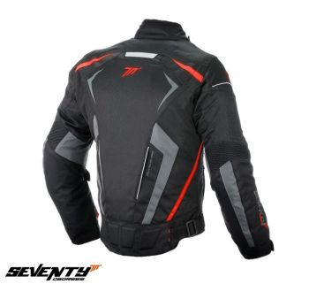 Geaca moto textil all season SEVENTY DEGREES SD-JR551