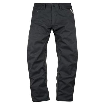 Pantaloni moto impermeabili Icon UX [0]