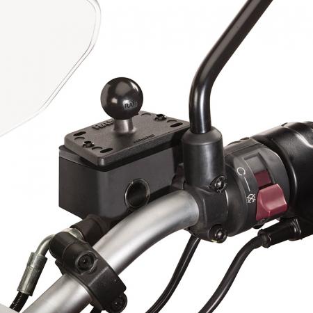Ram Mount adaptor montare pe capac rezervor lichid frana RAM-B-345 [0]