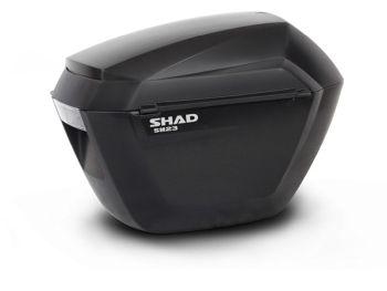 Sidecase moto 23 Litri SHAD SH23 Negru0