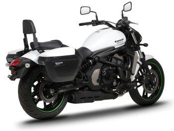 Sidecase moto 23 Litri SHAD SH23 Negru7