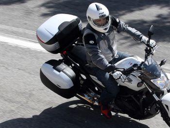 Sidecase moto 43 Litri SHAD SH43 Negru8