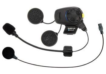 Sistem comunicare moto SENA SMH-5 FM DUAL PACK [2]