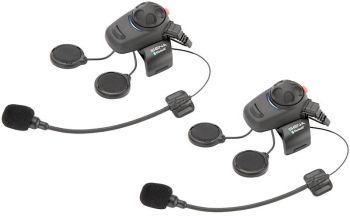 Sistem comunicare moto SENA SMH-5 FM DUAL PACK [0]