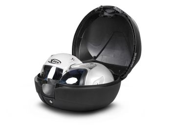 Topcase moto SHAD SH39 Carbon [1]
