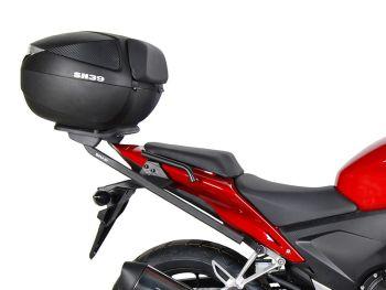 Topcase moto SHAD SH39 Carbon [5]