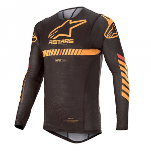 Tricou motocross ALPINESTARS SUPERTECH0