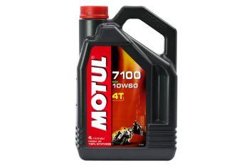 Ulei MOTUL 7100 10W60 4T 4L0