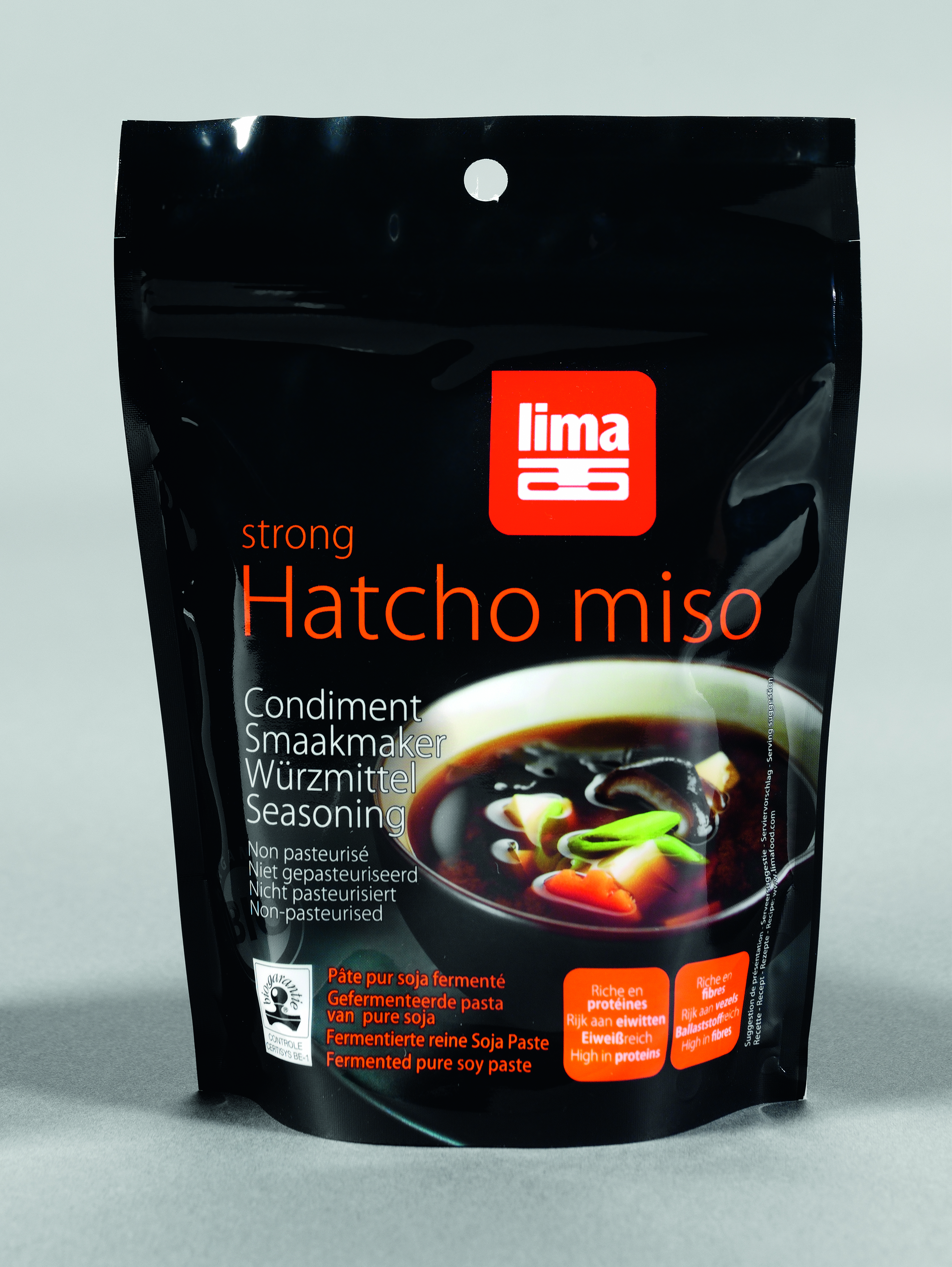Pasta de soia Hatcho Miso bio 300g 0