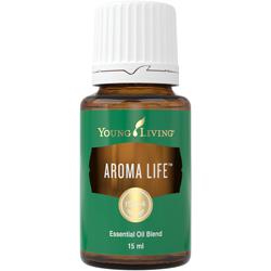 Aroma Life Essential Oil Blend - Ulei esențial amestec Aroma Vietii [0]