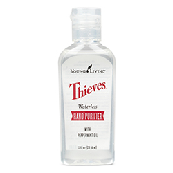 Thieves Waterless Hand Purifier [0]