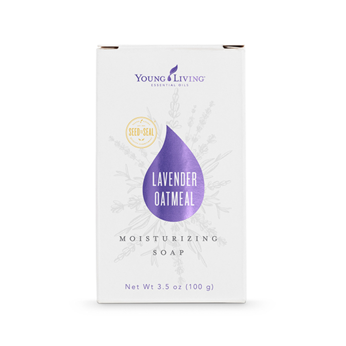 Săpun Lavender Oatmeal [0]