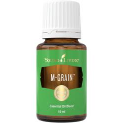 M-Grain Essential Oil Blend - Ulei esențial amestec M-Grain [0]