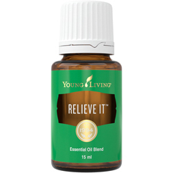 Relieve It Essential Oil Blend - Ulei esențial amestec Relieve It [0]