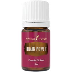 Brain Power Essential Oil Blend - Ulei esențial amestec Puterea Mintii [0]
