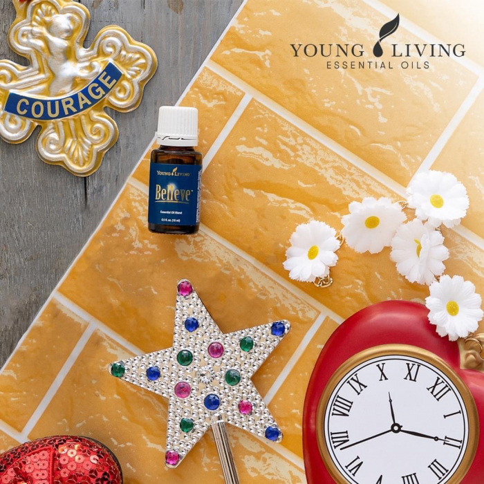 Believe Essential Oil Blend - Ulei esențial amestec Believe [1]