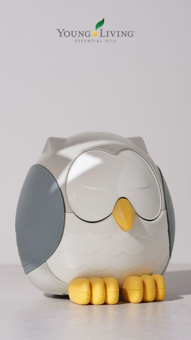 Feather The Owl Ultrasonic Diffuser [1]