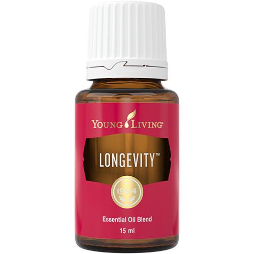 Longevity Essential Oil Blend - Ulei esențial amestec Longevity [1]