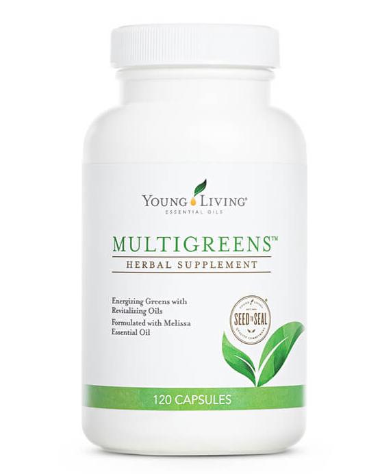 MultiGreens Capsules [0]