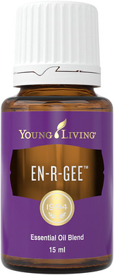 En-R-Gee Essential Oil Blend - Ulei esențial amestec En-R-Gee [0]