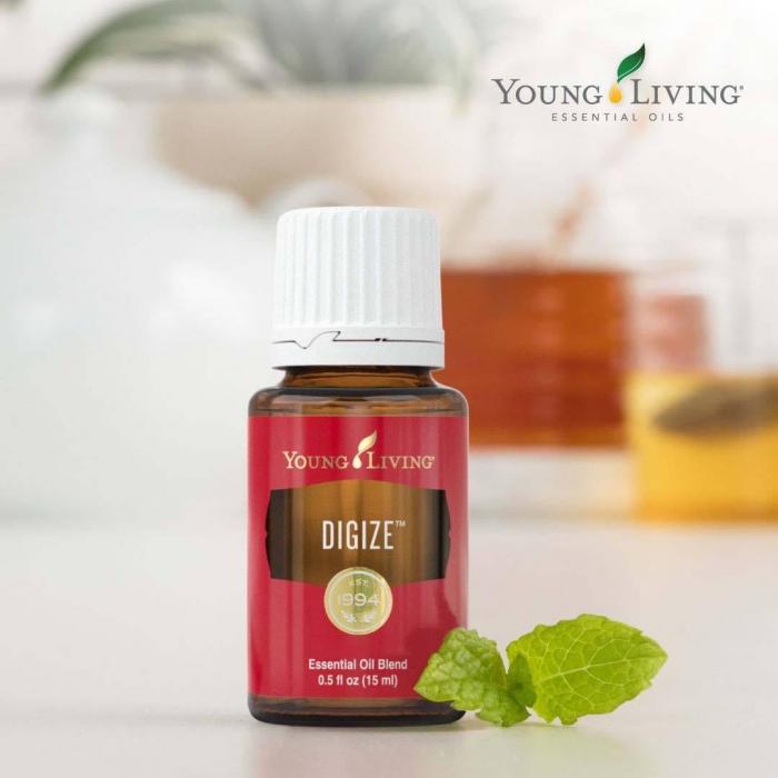 DiGize Essential Oil Blend - Ulei esențial amestec DiGize [2]