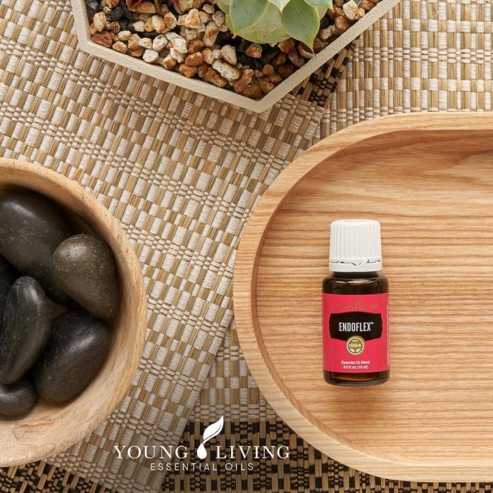 Endoflex Essential Oil Blend - Ulei esențial amestec Endoflex [1]